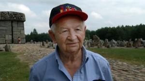 Howard Chander at Triblinka