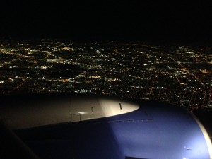 THE LIGHTS OF HOUSTON