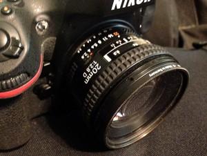 20mm Lens