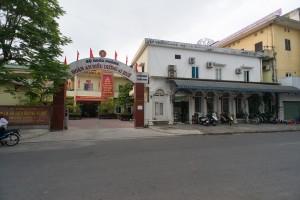 MAC V compound in Hue-Possible AFVN site