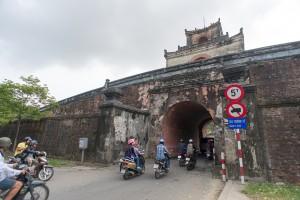 Dong Ba Gate at the Citadel