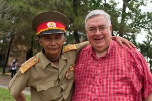 Dennis meets a former NVA soldier