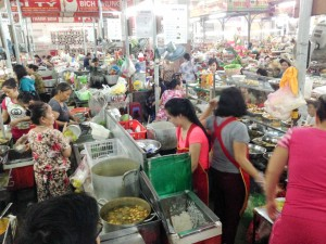 The Han Market in Danang