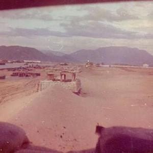 Red beach 1968